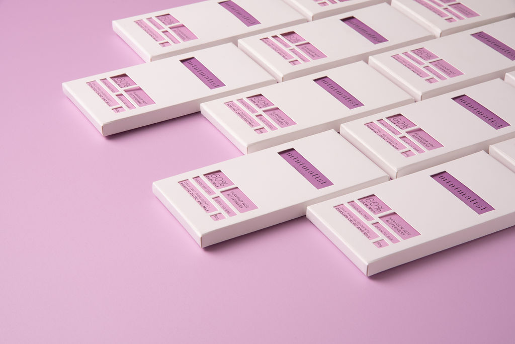 Minimalist Chocolate Bars - Naturally delicious, Sugar free* Chocolate